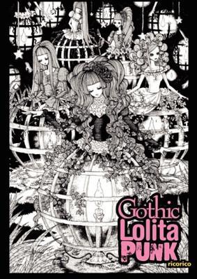 Gothic Lolita Punk By Rico, Komanoya